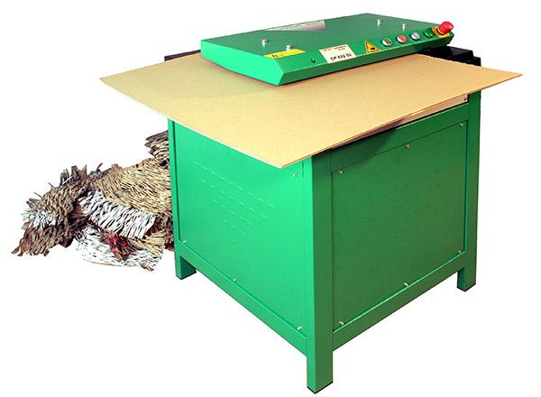 cp 422 Verpackungspolstermaschine